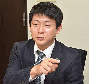 小西医療器の植田亮太氏