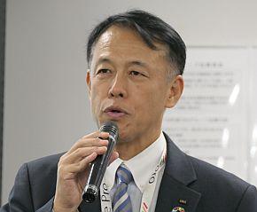 OKIの横田俊之氏
