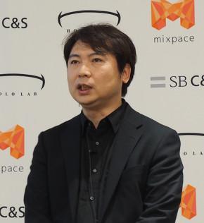 SB C&S AR/VR/MRソリューション担当 プロジェクトマネージャーの遠藤文昭氏