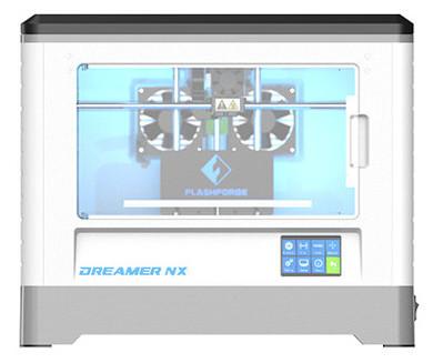 プロフェッショナル仕様のFDM方式3Dプリンタ「DreamerNX」