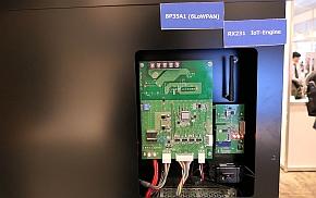 IoT-Engine対応の基板