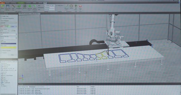 「RobotStudio 3D printing PowerPac」の画面イメージ