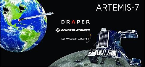 Draper研究所のランダー「ARTEMIS-7」