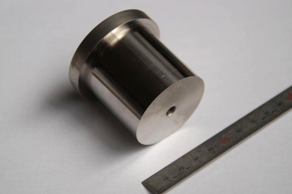 図10 円筒研削のサンプル