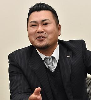 富士フイルムテクノプロダクツの原田桂太氏