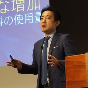 日本HP 3Dプリンティング事業部 事業部長の秋山仁氏