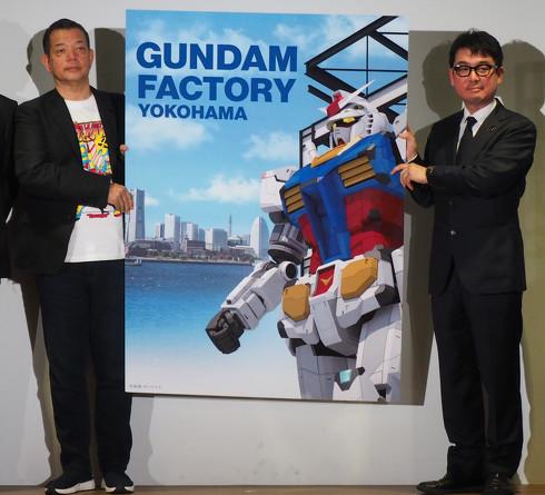 GGC 代表理事 宮河恭夫氏(左)とGGC テクニカルディレクター 石井啓範氏(右)