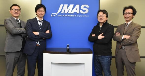 4Mの全方位カバーに向けたソリューション拡大を目指すJMAS