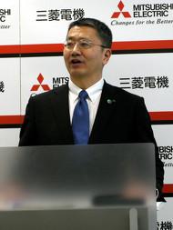 三菱電機 先端技術総合研究所長 田中博文氏