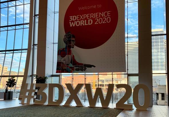 米国テネシー州ナッシュビルで「3DEXPERIENCE World 2020」が開幕した