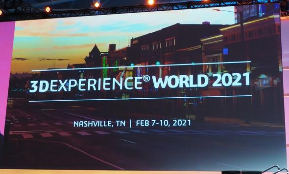 次回の「3DEXPERIENCE World 2021」もナッシュビルで開催される!