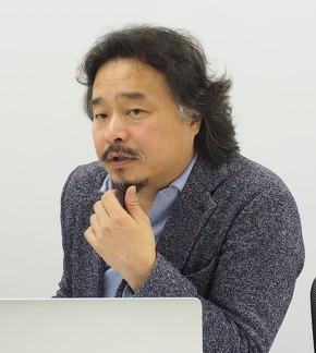 NejiLaw 代表取締役社長で発明家でもある道脇裕氏