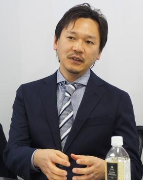 カシオ計算機 羽村技術センター 開発本部 時計開発統轄部 推進企画室 室長の西尾豊一氏