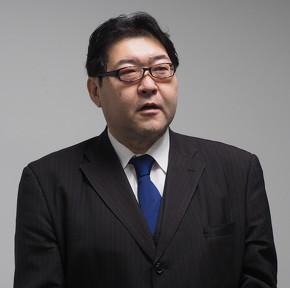 ストラタシス・ジャパン 代表取締役社長の片山浩晶氏