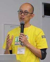 ETロボコン実行委員会 本部運営委員長の桜井隆氏