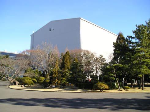 高電圧大電力試験所の外観[クリックして拡大]出典:日立製作所