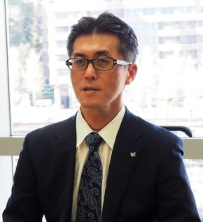 キヤノン イメージコミュニケーション事業本部 ICB事業統括部門 部長の加藤寛人氏