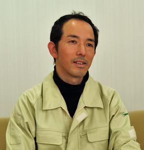 美和ロック 製品設計部 村上龍司氏
