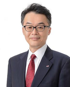 アズビルの新社長に就任する山本清博氏