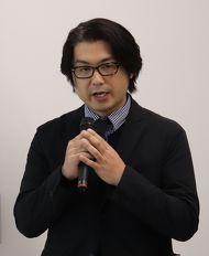 プランツラボラトリー 経営企画室長の立川尚明氏