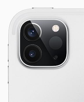 新型「iPad Pro」のカメラ部