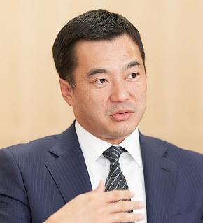 東新工業株式会社 取締役 佐藤茂氏