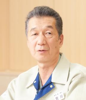 東新工業株式会社 松本工場 工場長 皆川伸彦氏