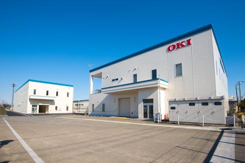 CBTL認定を受けたOKIエンジニアリング 本庄センターの概観[クリックして拡大]出典:OKIエンジニアリング
