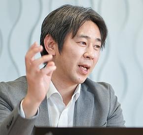 日本マイクロソフト IoTデバイス本部 Azure Sphereソリューションスペシャリストの市村哲弥氏