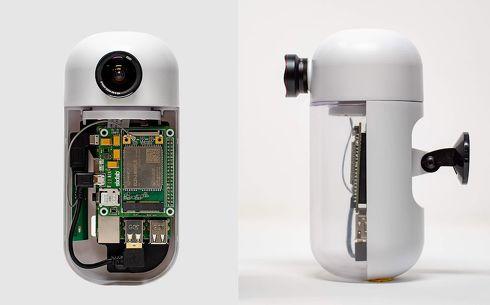 「S+ Camera Basic」の本体外観[クリックして拡大]出典:ソラコム