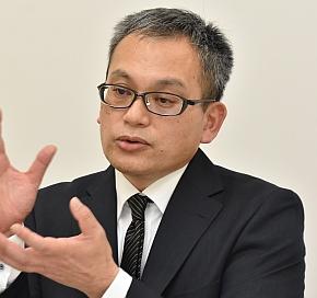 JT 医薬総合研究所 薬物動態研究所の篠田清孝氏