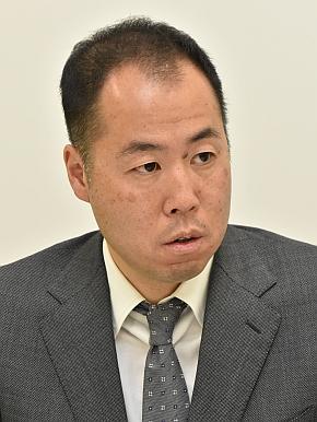 インフォコムの高橋敦郎氏