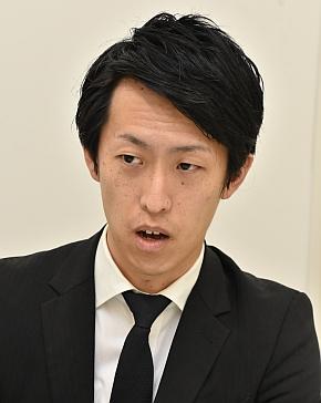 インフォコムの大場祐介氏