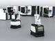 ローカル5Gで自律走行型ロボットを遠隔操作、DMG森精機とNTT Comが実証実験