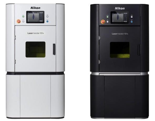 ニコンが発表した光加工機の新製品「Lasermeister 101A」