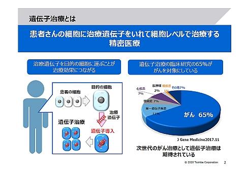 遺伝子治療の概要