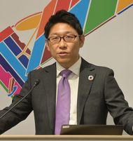 スカパーJSAT デブリ除去プロジェクト プロジェクトリーダー 福島忠徳氏