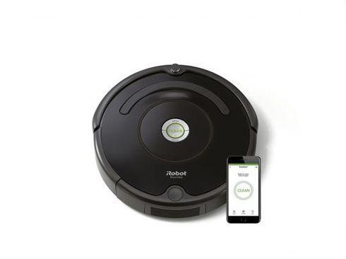 iRobotの発売する「ルンバ671」(画像はイメージで、当該モデルは本文中の内容とは直接関係しない)出典:iRobot