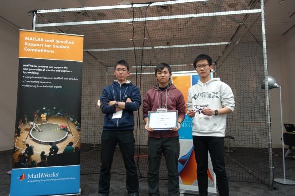 千葉工業大学「千葉鶴」チームのメンバー