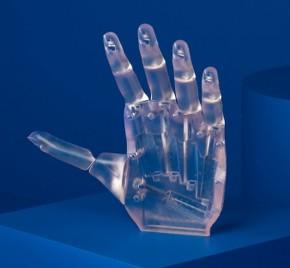 Flexible 80A Resinを用いた造形サンプル