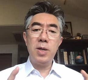 日本IBMの森本典繁氏
