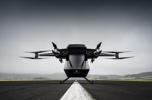 Vertical Aerospaceが開発したeVTOL「Seraph」