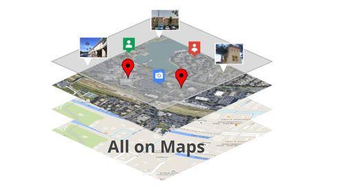 エレベーターやエンジニアに関わる情報を全て統合して、単一のマップ上で可視化するプロジェクト「All on Maps」[クリックして拡大]出典:フジテック、ソラコム