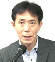 埼玉県 産業労働部 先端産業課長の斉藤豊氏