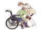 介護作業での腰痛を予防、軽量のモーター駆動パワーアシストスーツを開発