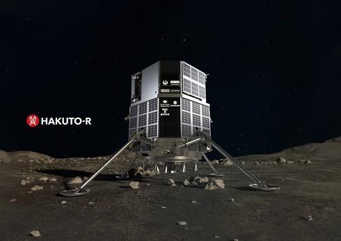 「HAKUTO-R」のMission1で、月面着陸ミッションに挑戦するランダー(月着陸船)の最終デザイン
