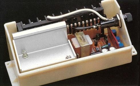 温水の温度を制御するための制御回路