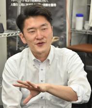 エルザ ジャパンの第1営業部 部長の神能光範氏