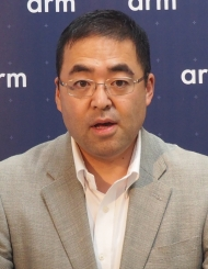 アームの中島理志氏