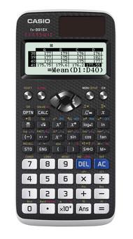 カシオ計算機の関数電卓「ClassWiz(クラスウィズ)」[クリックして拡大]出典:カシオ計算機